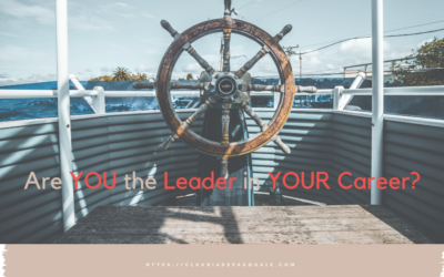 Are YOU the Leader in your Career?